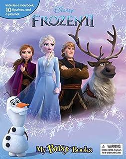 Disney Frozen 2 My Busy Book (2764349254) | Amazon price tracker / tracking, Amazon price history charts, Amazon price watches, Amazon price drop alerts