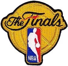 2010 NBA 'The Finals' Championship Patch Los Angeles Lakers Boston Celtics