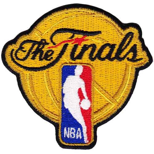 2011 NBA 'The Finals' Championship Patch Dallas Mavericks Miami Heat