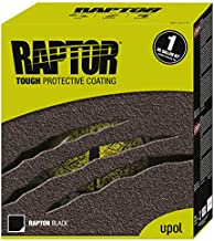 U-Pol Products RAPTOR Black Truck Bed Liner Kit - 1 Gallon kit