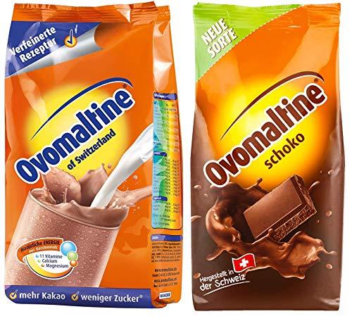 Paquete de degustación Ovomaltine bebida en polvo