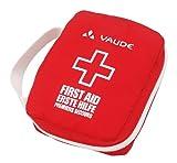 VAUDE Essential Kit de Primeros Auxilios, Unisex Adulto, Rojo (Rojo/Blanco), Talla única