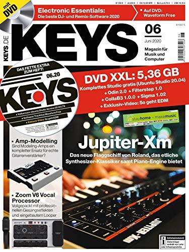 Ubuntu Studio 20.04 Vollversion gratis auf DVD in der Keys