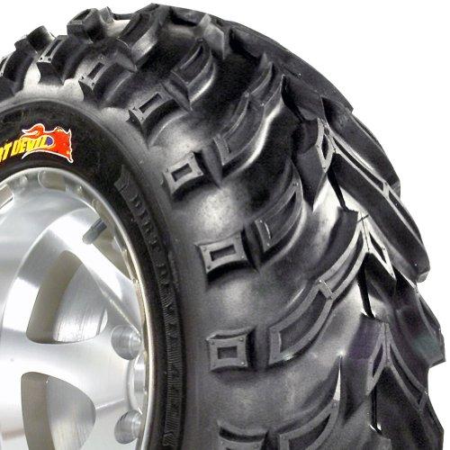 GBC Dirt Devil Bias ATV Tire - 25x8-12