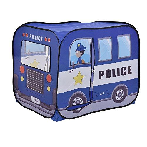 casa.pro® Carpa para niños para jugar 80 x 100 x 70 cm