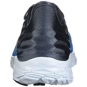 New Balance Men's Fresh Foam Beacon V2 Running Shoe, Vision Blue/Thunder, 16 W US
