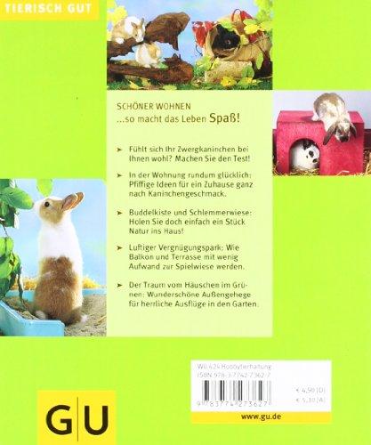Zwergkaninchen – Wohlfühl-Heime gestalten (GU Tierisch gut) - 2