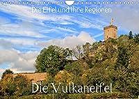Die Eifel und ihre Regionen - Die Vulkaneifel (Wandkalender 2022 DIN A4 quer): Eine Reise in die wunderschoenen Regionen der Eifel (Monatskalender, 14 Seiten )