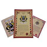 Goodwin Family Crest and Coat of Arms with History and Legacy Heirloom English Origin