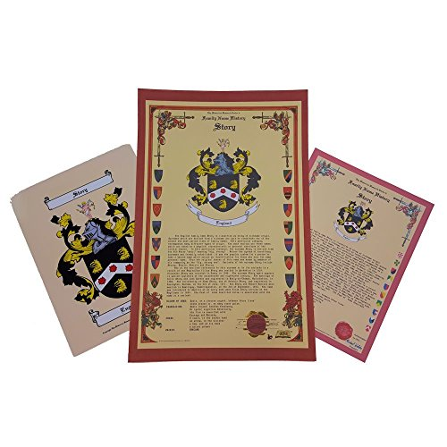 Odom Family Crest and Coat of Arms with History and Legacy Heirloom English Origin