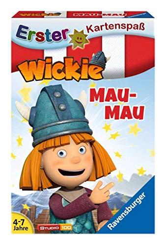 Preisvergleich Produktbild Ravensburger Kinderkartenspiele 20329 - Wickie Mau-Mau