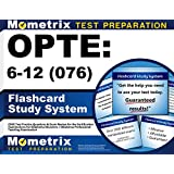 Opte: 6-12 076 Flashcard Study System: Ceoe Test Practice Questions & Exam Review for the Certification Examinations for Oklahoma Educators / Oklahoma Professional Teaching Examination