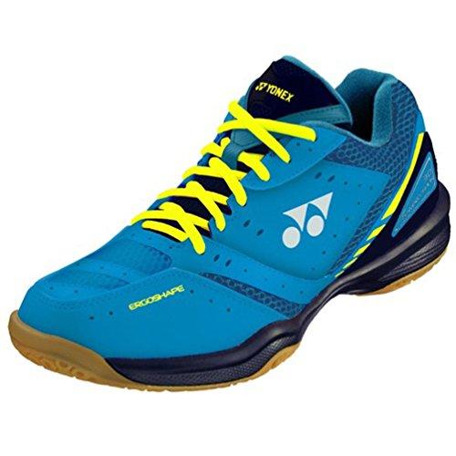 Yonex Power Cushion 30 Badminton Court Shoe (Blue/Navy) (4.5)