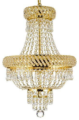French Empire Crystal Chandelier Chandeliers Lighting H22
