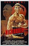 Kickboxer Movie Poster (68,58 x 101,60 cm)
