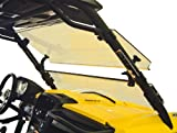 Kolpin Full-Tilt Windshield for Can-Am Commander - 3000, Clear
