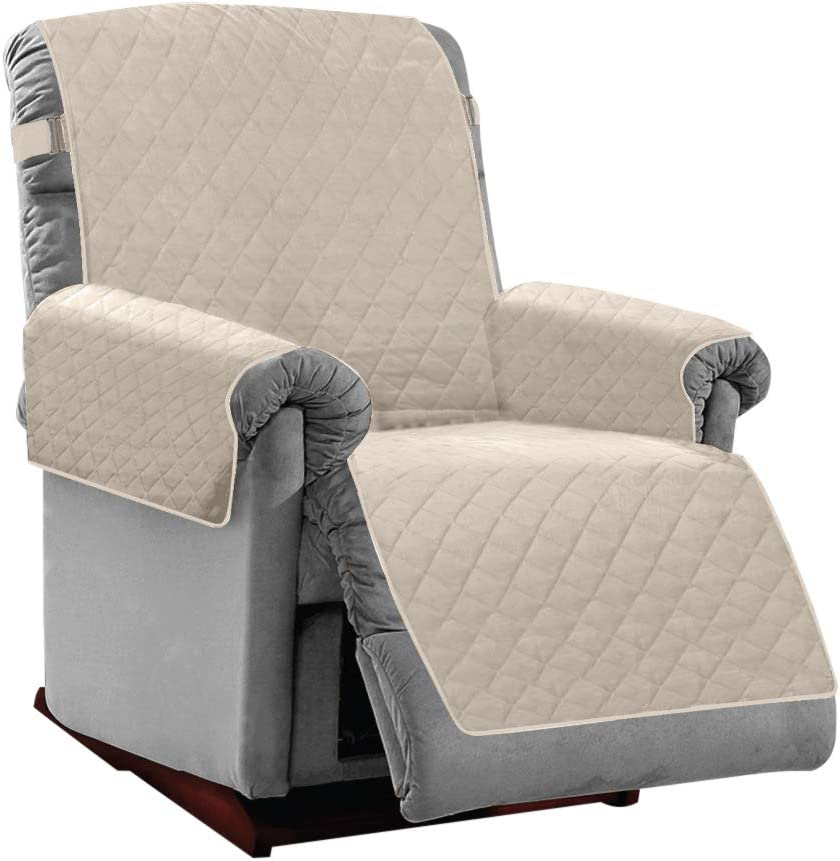 Mighty Dallas Mall Monkey Premium Reversible Width Max 64% OFF Seat Recliner Protector