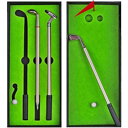 Ceestyle Juego de Bolígrafos para Club de Golf Regalos Originales Para Mujer or Hombre Regalos Navidad Regalos Divertidos Hombre for Regalos Para Padres Regalos Para Hombre