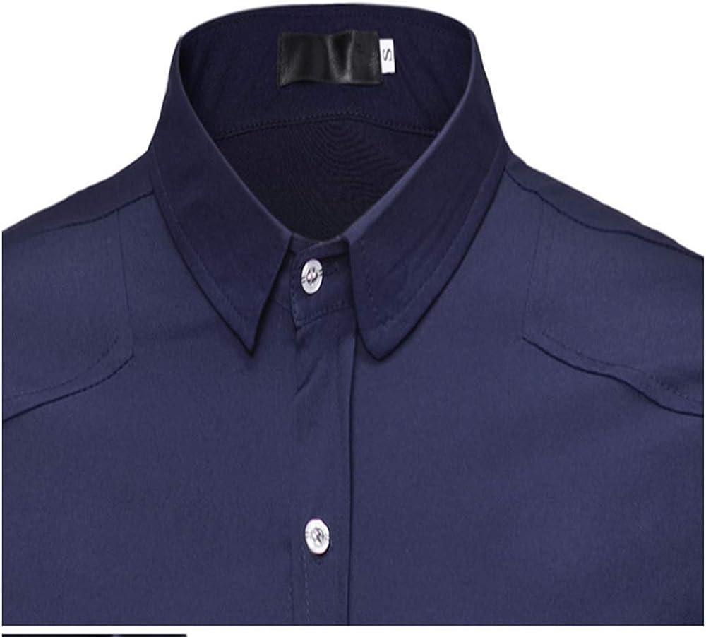 Generice - Camisa de manga larga para hombre, tamaño europeo ...