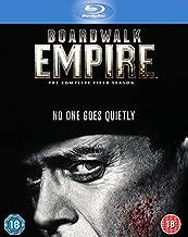 Boardwalk Empire - Season 5 [Blu-ray] [2015] [Region Free]