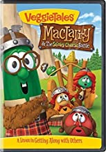 Best veggietales maclarry and the stinky cheese battle dvd Reviews