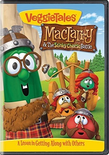 VeggieTales: MacLarry amp The Stinky Cheese Battle