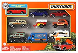 Best Toys for 4 Year Old Boys - Matchbox 9-Car Gift Pack