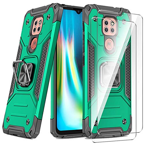 Motorola G9 Plus Protector Pantalla Marca WLSM