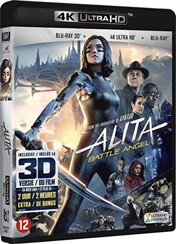 4K Alita : Battle Angel [Blu-Ray]
