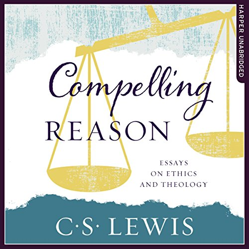 Compelling Reason audiobook cover art