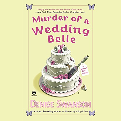 Murder of a Wedding Belle cover art