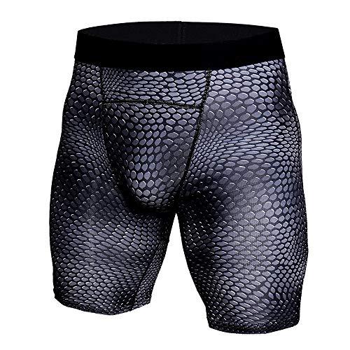 AiLTAL compressieshorts voor mannen, sneldrogende panty's, voor gymnastiek, shorts voor mannen, leggings, compressieshorts