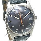 (オメガ)OMEGA ジュネーブ アンティーク ヴィンテージ ウォータープルーフ 腕時計 SS/革ベルト メンズ 中古