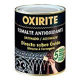 Xylazel - Esmalte metal oxirite satinado 250ml blanco