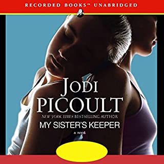 My Sister's Keeper audiobook cover art