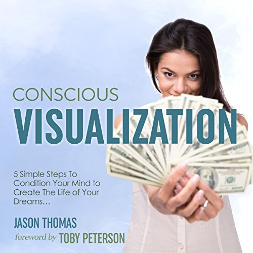 Conscious Visualization audiobook cover art
