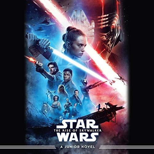 Star Wars: The Rise of Skywalker: A Junior Novel  By  cover art