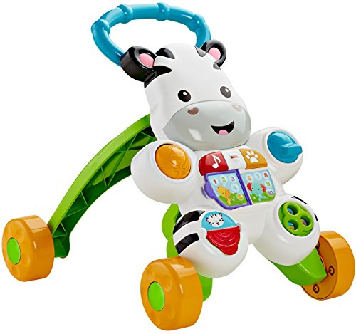 Fisher-Price Learn with Me Zebra Walker Now $12.97 (Was $24.99)