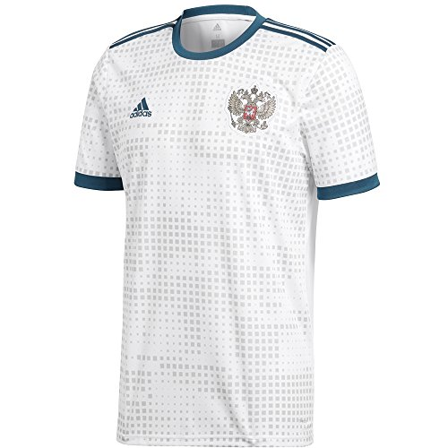 adidas Russia Away Jersey 2018 (S) White
