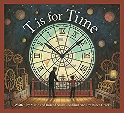 t is for time - a teaching time book