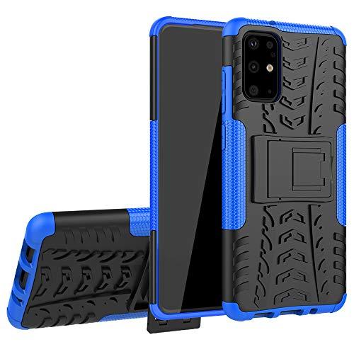 Labanema Funda para Galaxy A31, [Heavy Duty] [Doble Capa] [Protección Pesada] Híbrida Resistente Case Protectora y Robusta para Samsung Galaxy A31 - Azul