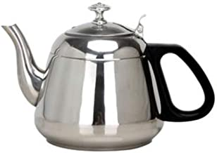 MSWL 201 Stainless Steel Kettle, 1.2L Capacity Kettle, Induction Cooker Tea Set, Teapot, Small Teapot With Filter, Long Mo...