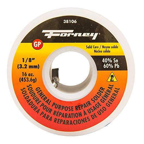 Forney Solder Solid 1/8