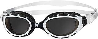 Zoggs Schwimmbrille Predator Flex Smoke Linse+++ - Gafas de natación
