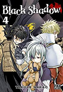 Black Shadow Edition simple Tome 4