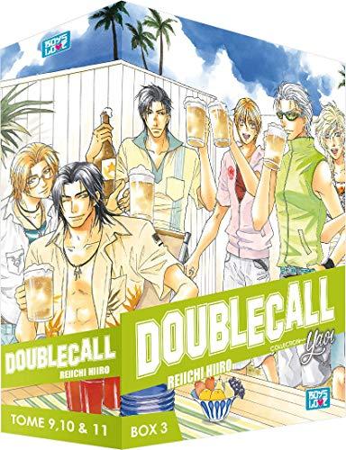 Double Call - Tomes 9 à 11 - 3 Mangas (Livres) - Yaoi