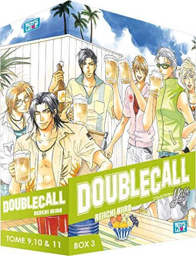 Double Call - Tomes 9 à 11 - 3 Mangas (Livres) - Yaoi