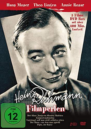 Heinz Rühmann Filmperlen [2 DVDs]