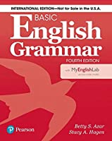 Basic English Grammar (4E) Student Book with MyLab Access