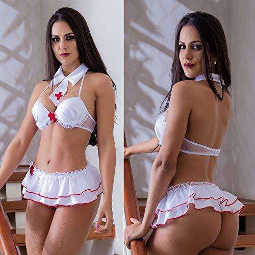 Fantasia Enfermeira Safadinha (GG)